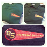 BS Pipeline Solutions - Belmeg Bespoke - Embroidery, Workwear, Uniforms & Sportswear - Aberdeenshire, Moray and Highlands